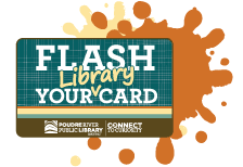 Flash Your Library Card