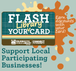 Flash Your Library Card Discounts
